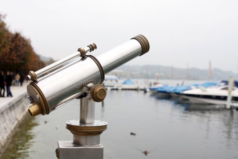 luzern望远镜 免版税库存图片