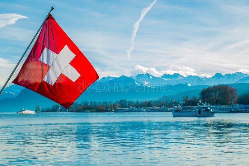 Luzern royalty-vrije stock afbeeldingen