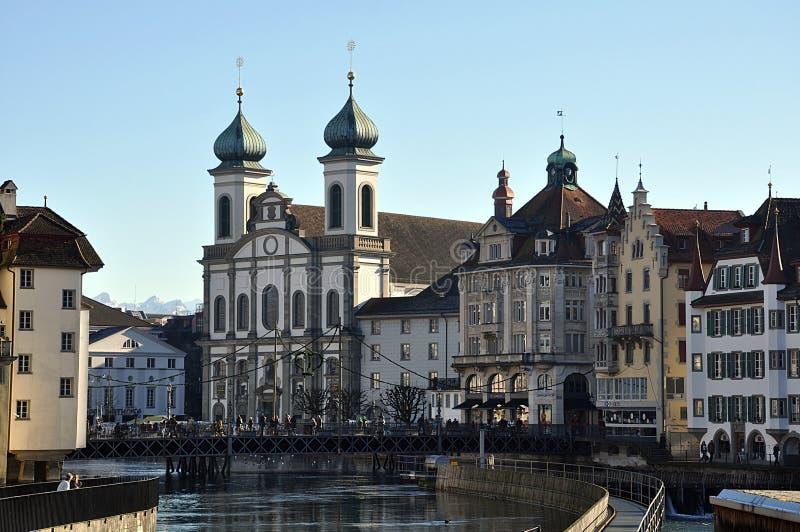 Luzern стоковые фотографии rf