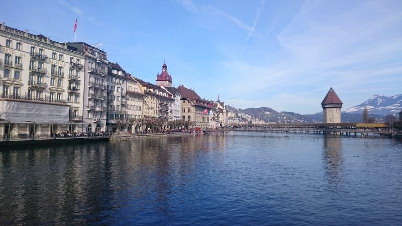 Luzern stock image