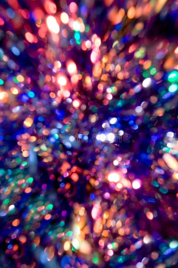 Luzes coloridas fotos de stock