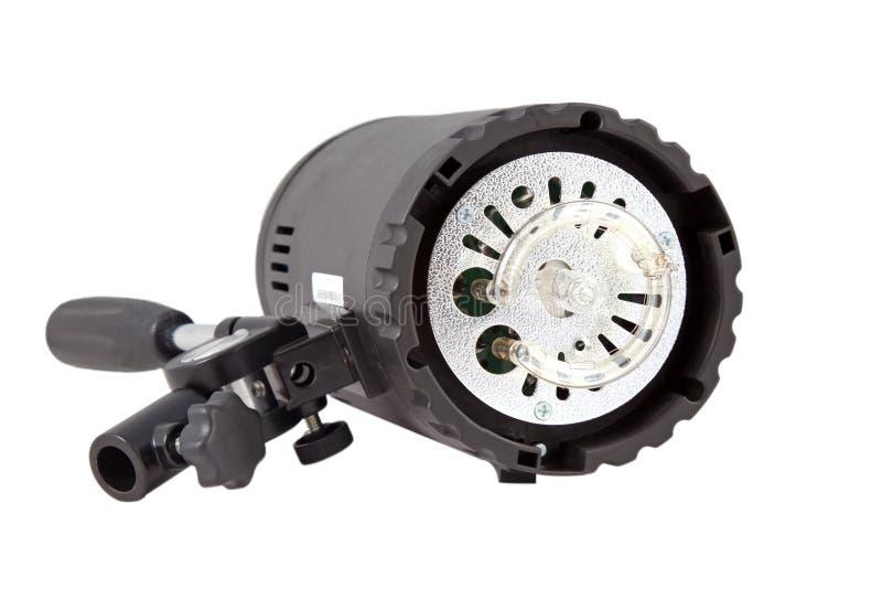 Download Luzes Da Câmera Em Um Fundo Branco Foto de Stock - Imagem de luzes, conceitos: 26523936