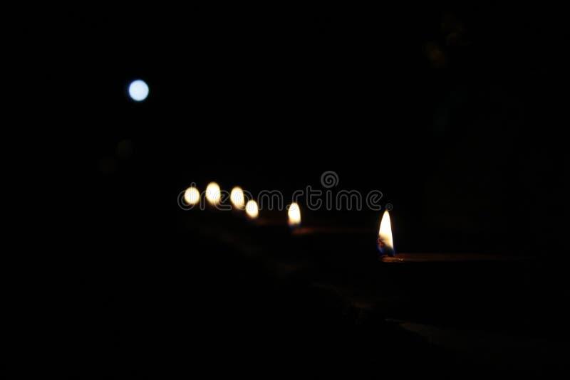 Luzes de Diwali imagens de stock royalty free