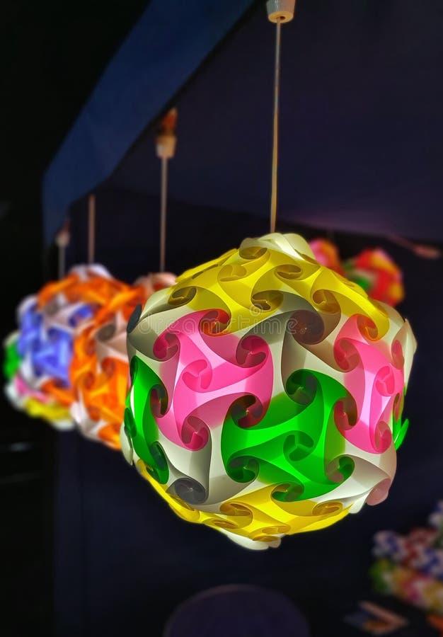 Luzes de Diwali imagem de stock royalty free