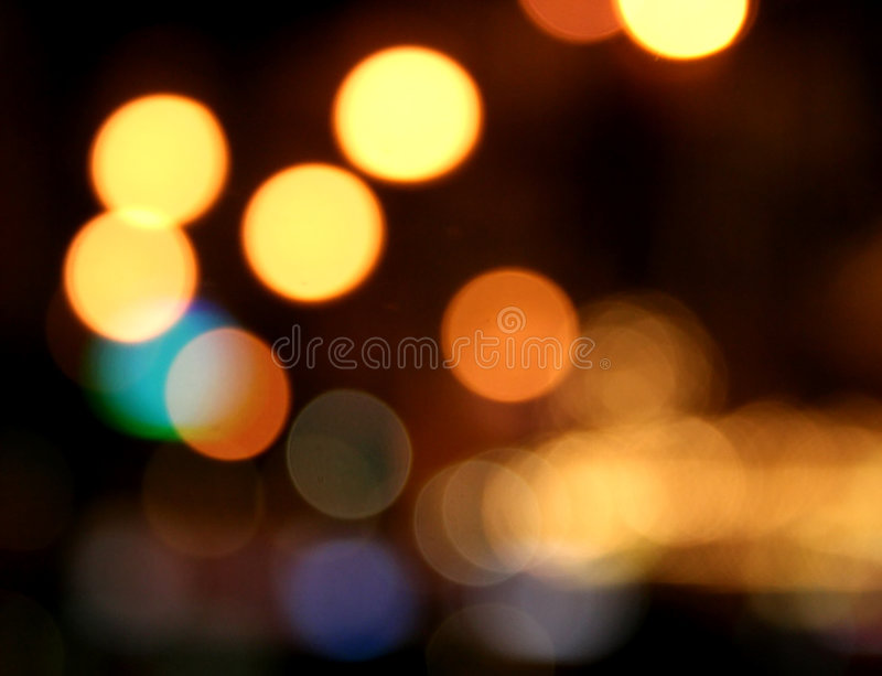 Luzes de néon foto de stock royalty free