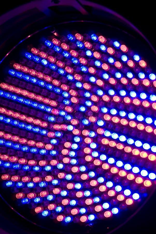 Luzes do carnaval foto de stock royalty free