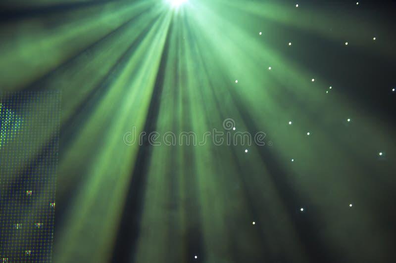Luzes do estágio