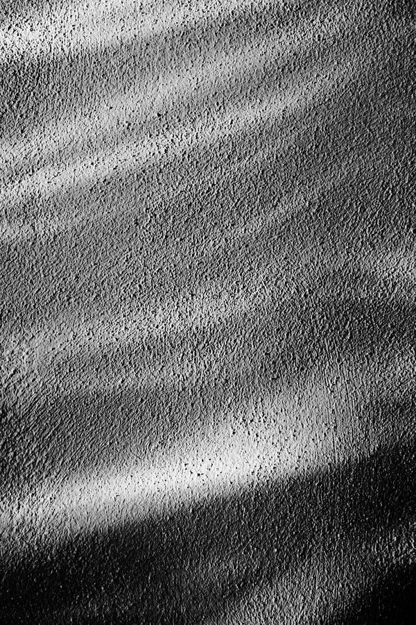 Luzes e sombras na parede foto de stock royalty free