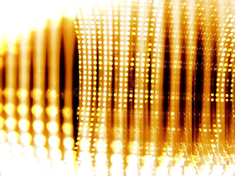 Luzes sobre fotos de stock