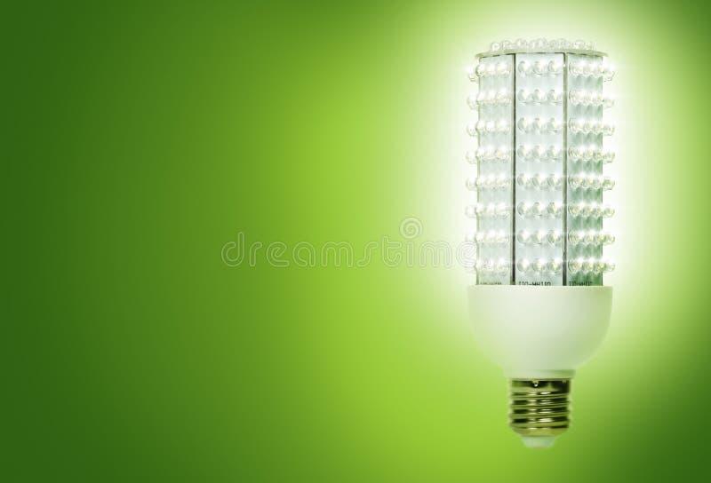 Luzes verdes imagem de stock royalty free