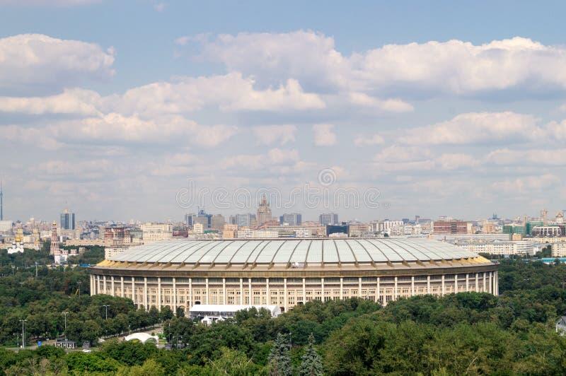 Luzhniki stadion arkivfoto