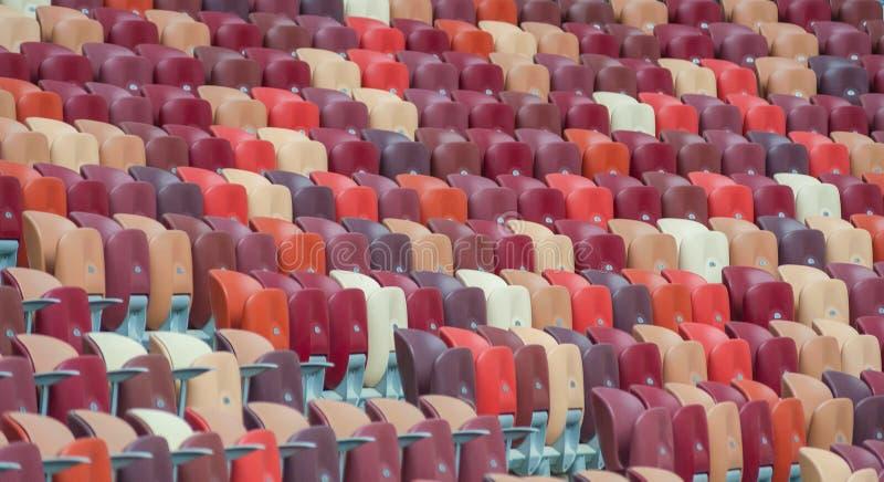 Luzhnikistadion bij nacht royalty-vrije stock afbeeldingen