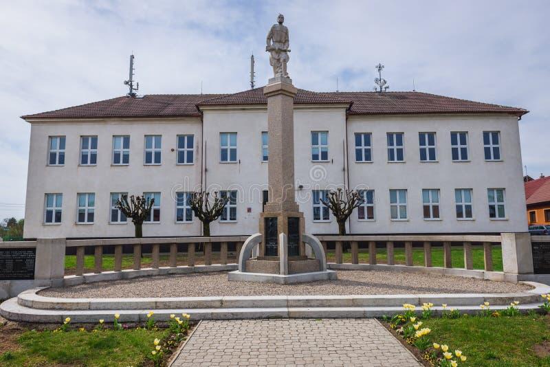 Luzice στη Δημοκρατία της Τσεχίας στοκ εικόνες με δικαίωμα ελεύθερης χρήσης