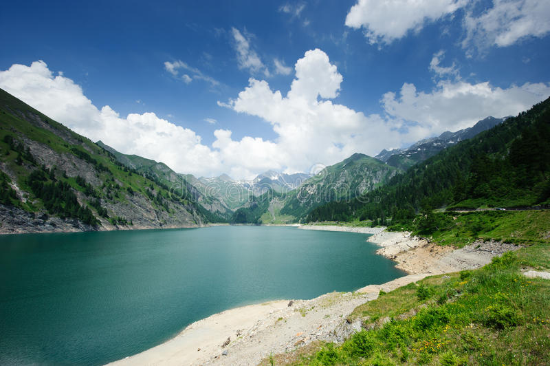 luzzone Di lago στοκ εικόνα με δικαίωμα ελεύθερης χρήσης