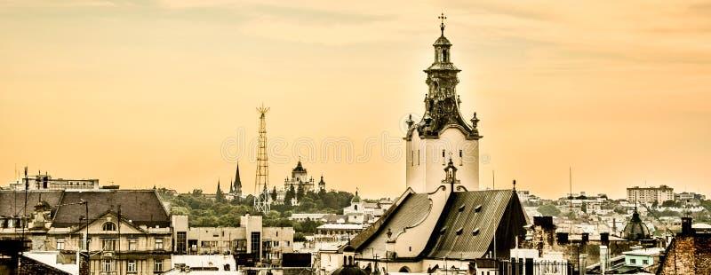 Lviv obrazy stock