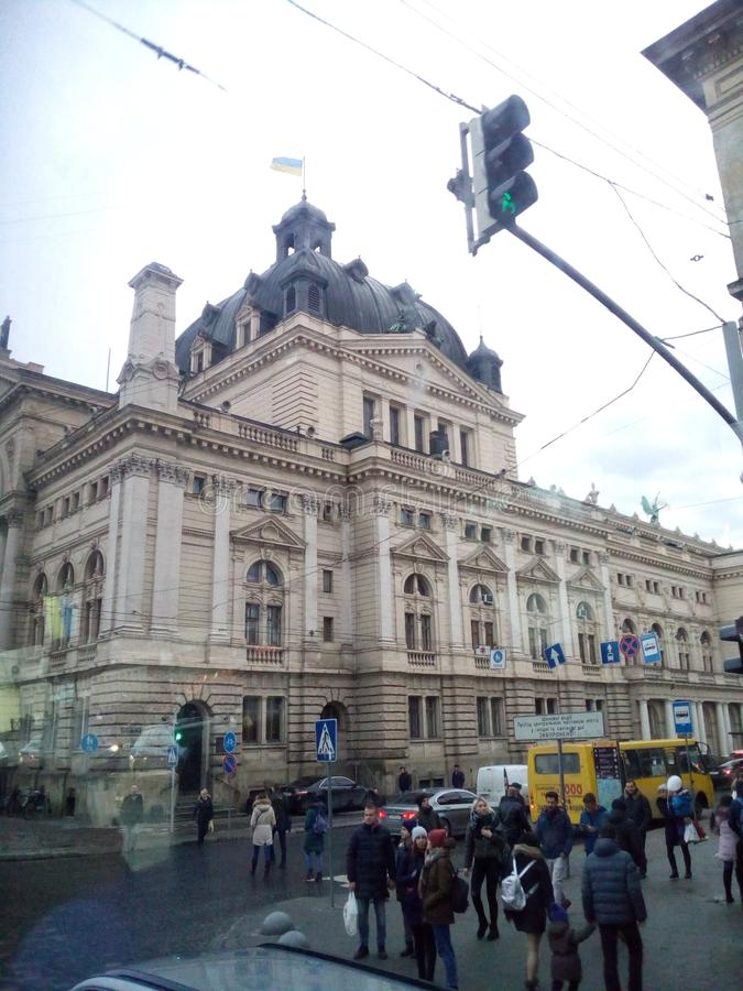 Lviv zdjęcia royalty free