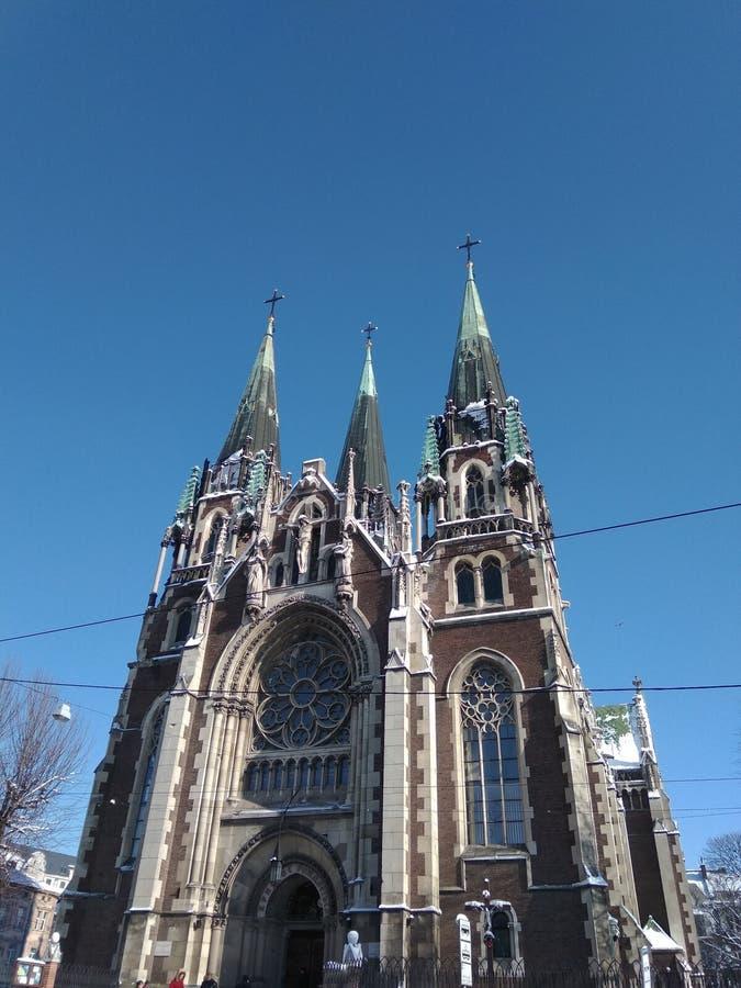 Lviv obraz royalty free