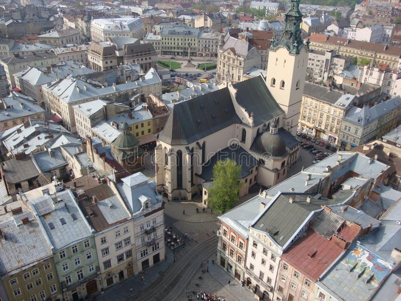 Lviv obraz stock