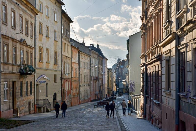 Lviv imagem de stock