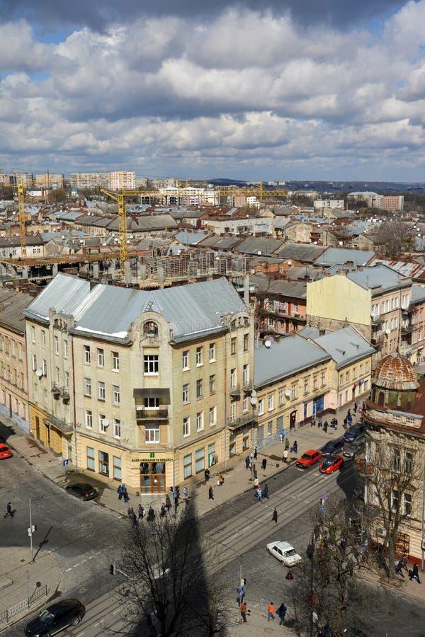Lviv fotos de stock