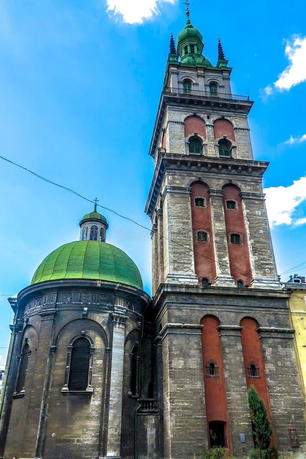 Free Lviv Assumption Church 01 Stock Photo - 140208970