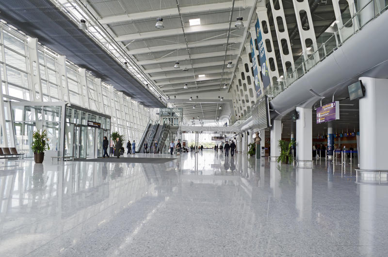 Download Lviv International Airport editorial photography. Image of transportation - 25104117