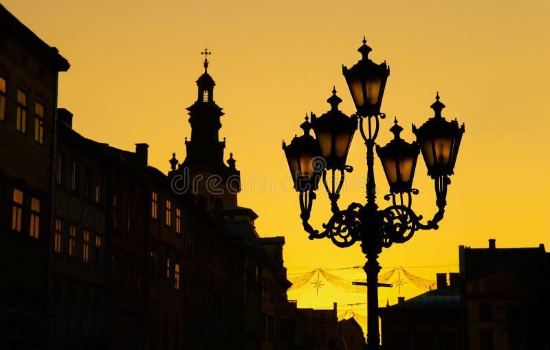 Lviv (Lvov, Lwow), Ucraina fotografie stock libere da diritti