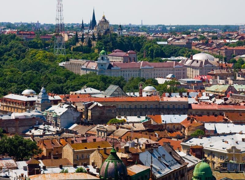 Lviv Ukraine Stock Image