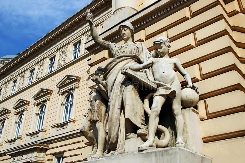Download Lvov National University Named After Ivan Franko Stock Photo - Image: 28503702