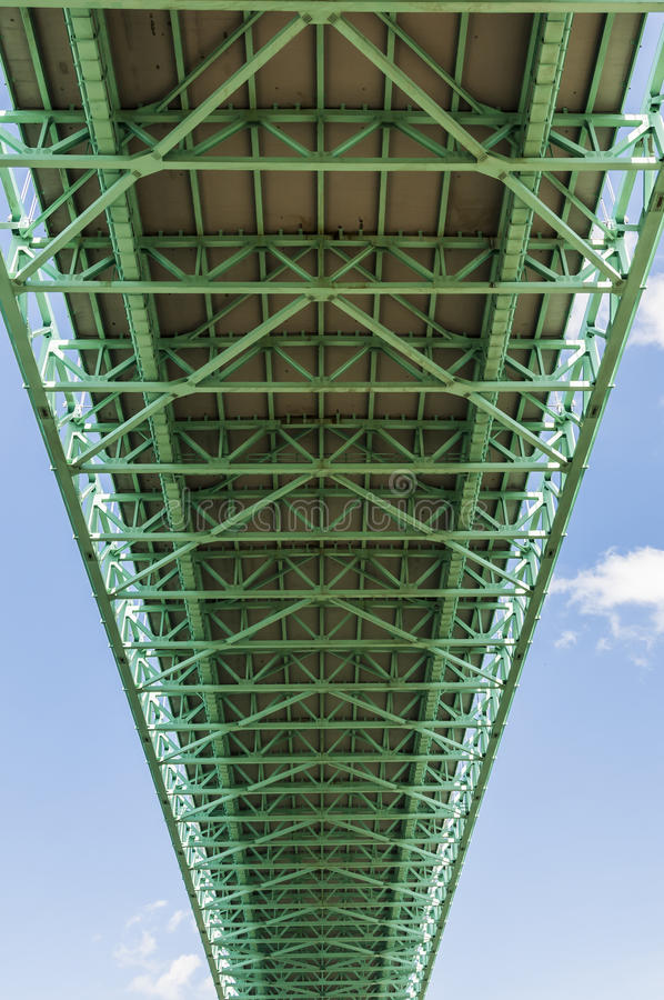 "Lvsborg γέφυρα Ã ""από κάτω από στοκ φωτογραφία με δικαίωμα ελεύθερης χρήσης"