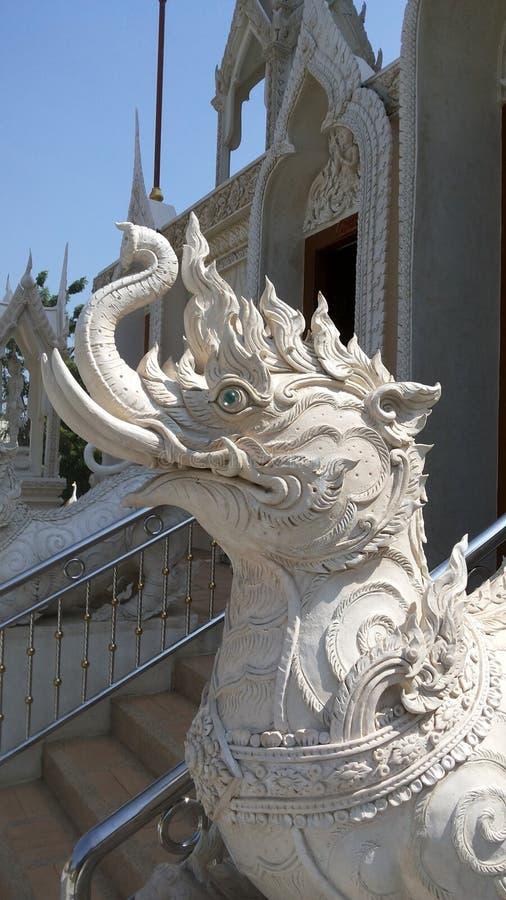 Lwa Kierowniczy słoń, Kodchasri zdjęcie royalty free