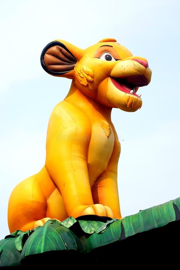 Lwa Królewiątko obraz stock