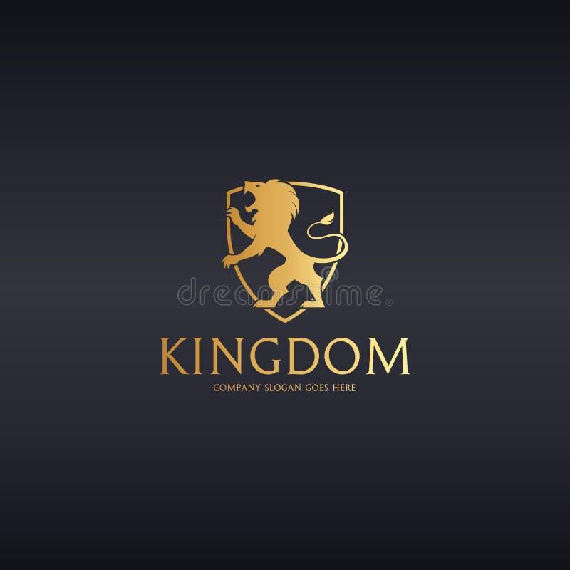 Lwa logo ilustracji