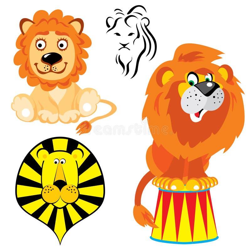 Download Lwy zdjęcie stock. Obraz złożonej z safari, tatuaż, zabawka - 13327876