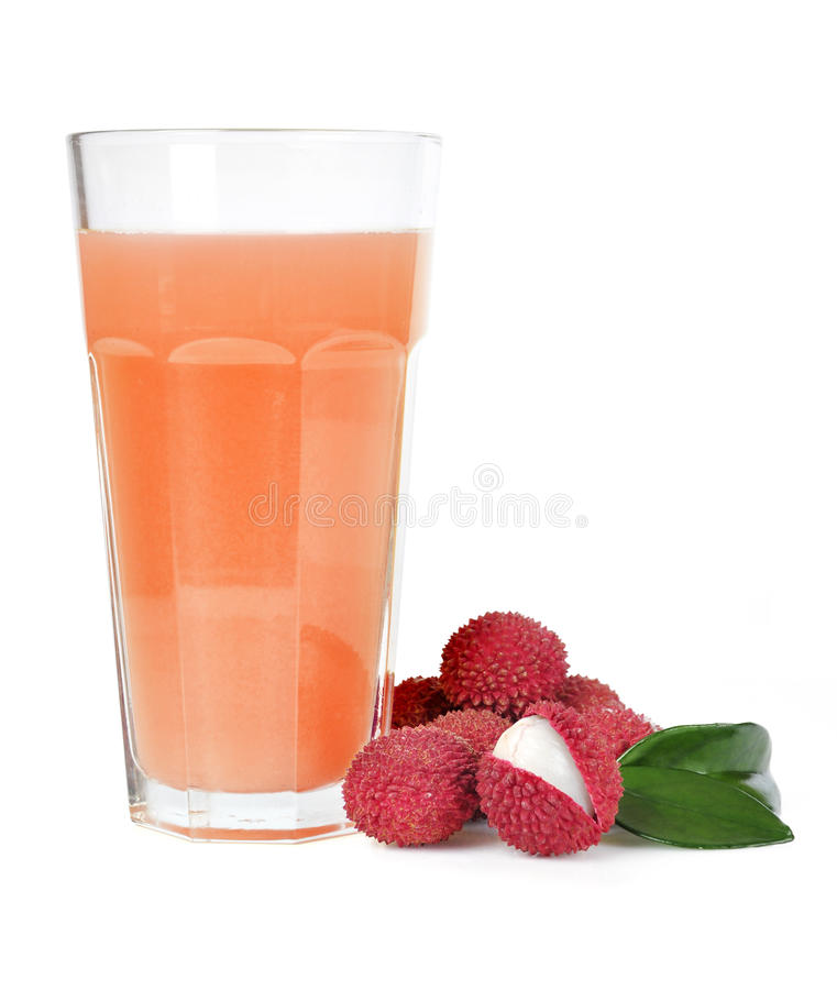 Download Lychee juice stock photo. Image of sweet, beverage, tropical - 25177722