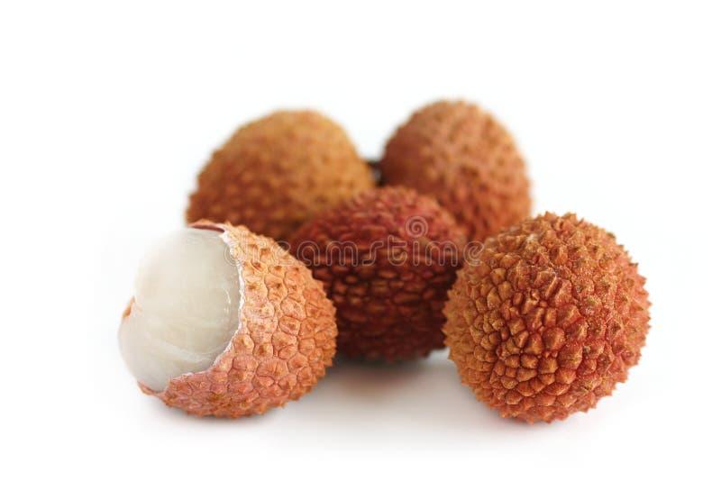lychees стоковое изображение rf