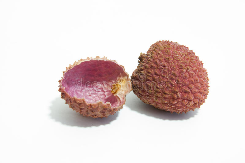 Lychees exotic fruit