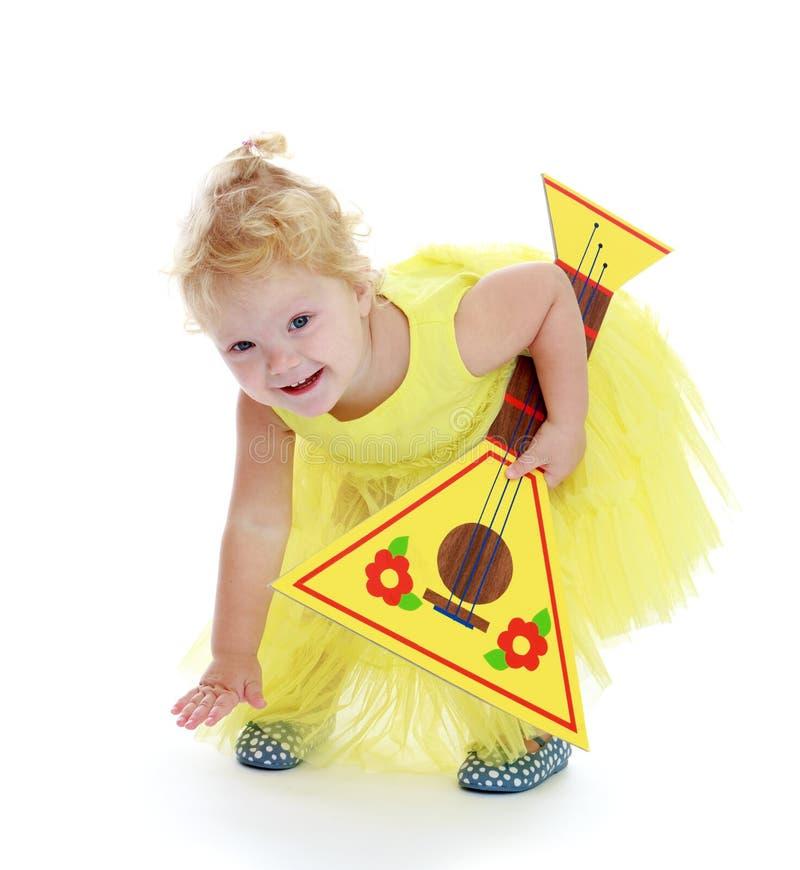 lycklig barndom royaltyfria bilder