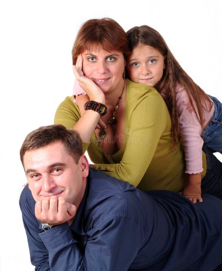 Download Lycklig familj arkivfoto. Bild av familj, person, lycka - 3545818
