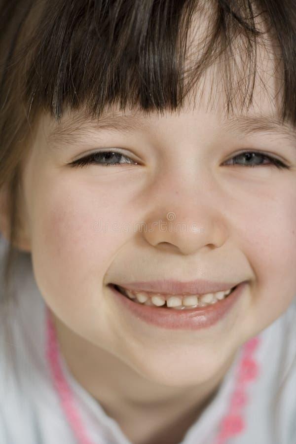 Download Lycklig flicka fotografering för bildbyråer. Bild av medf8ort - 523651