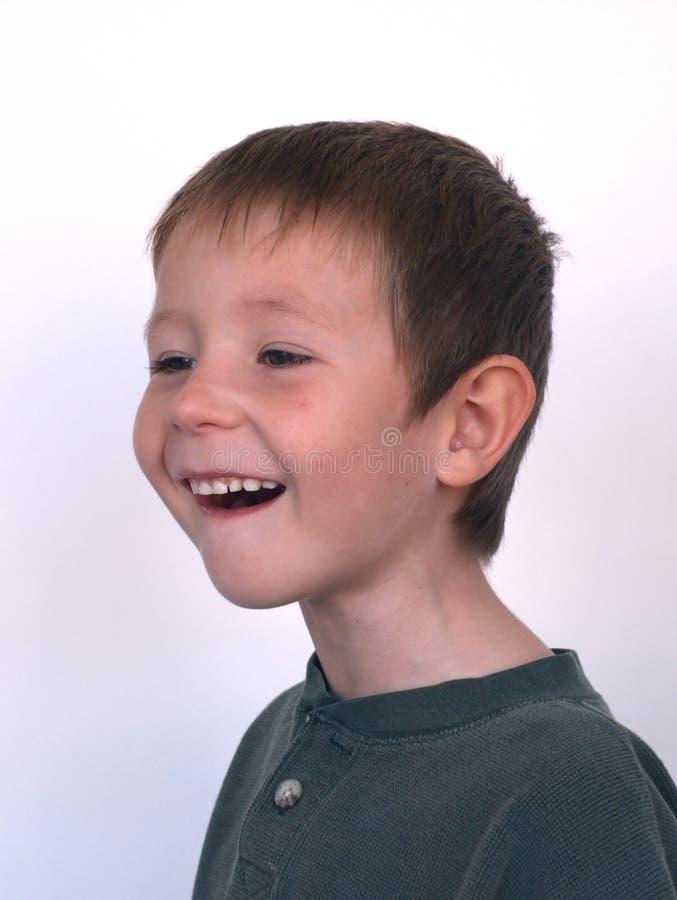 Download Lycklig pojke arkivfoto. Bild av grabb, trevligt, gulligt - 288622