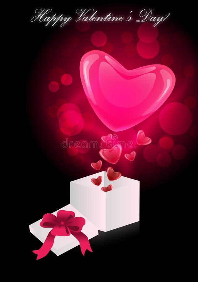 lycklig s valentin för dag royaltyfri bild