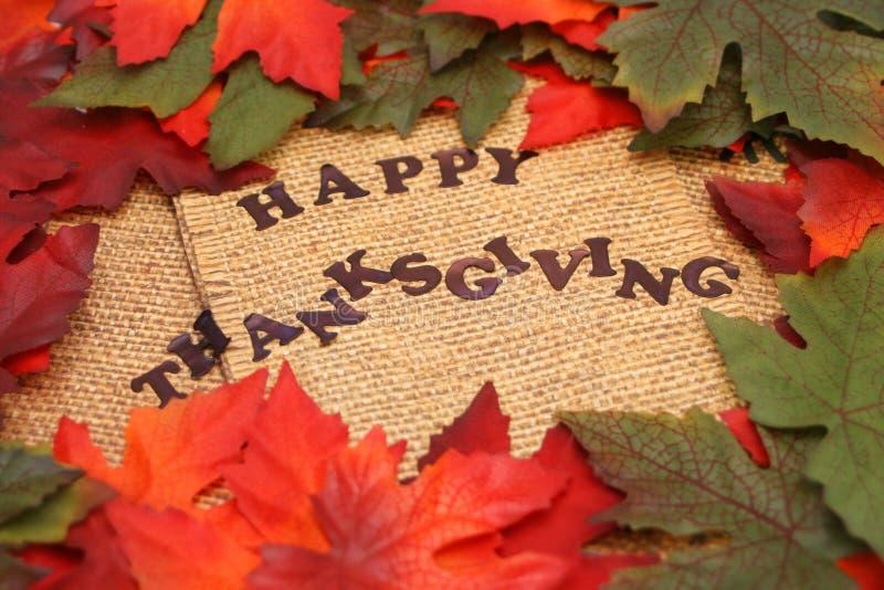 lycklig tacksägelse