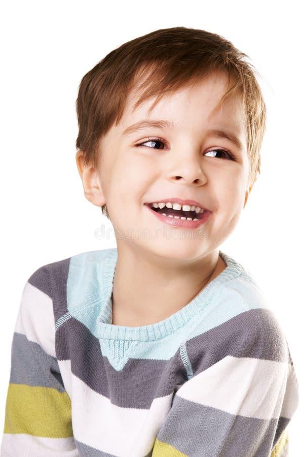 lycklig unge royaltyfria foton