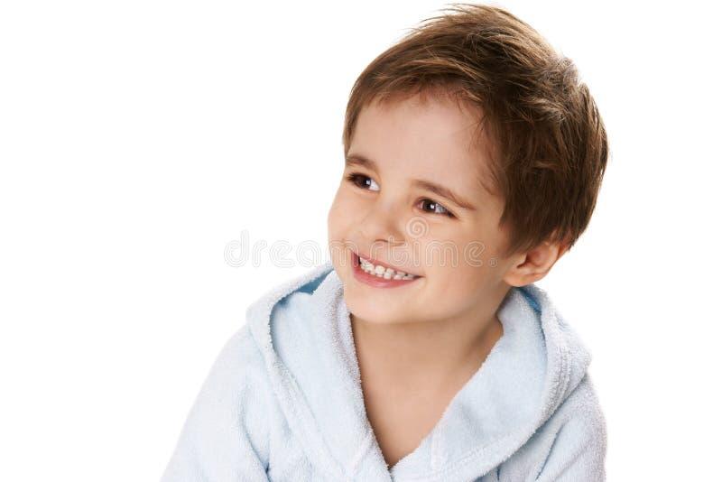 lycklig unge royaltyfri bild