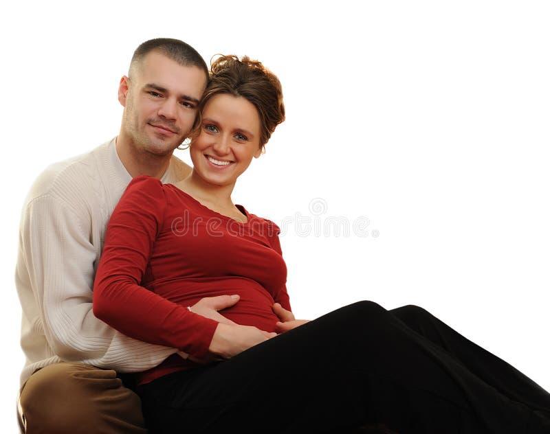 lyckliga föräldrar fotografering för bildbyråer