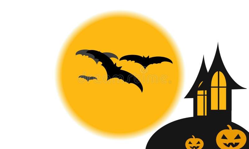 Lyckliga halloween allhelgonaaftondag royaltyfria bilder