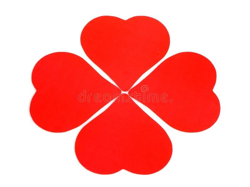lyckliga hjärtor arkivbild