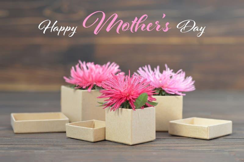 lyckliga mödrar för dag arkivbilder