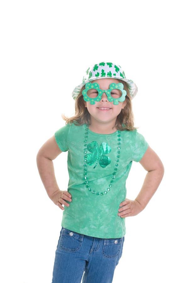Lyckliga Sts Patrick dag royaltyfri fotografi